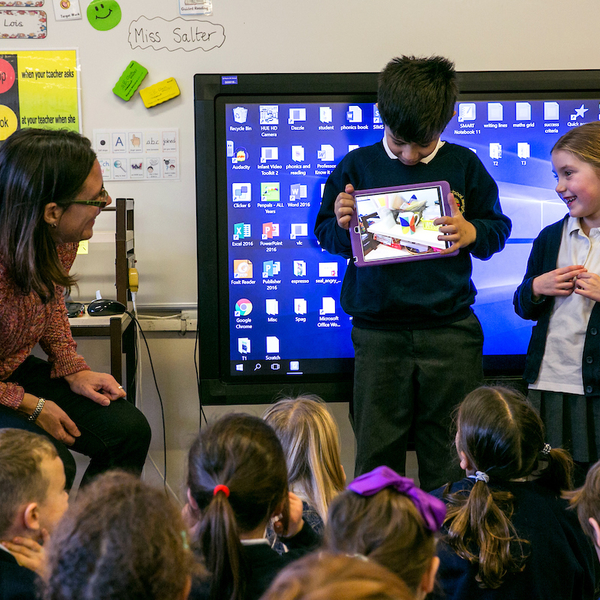 IPad Support for the Classroom