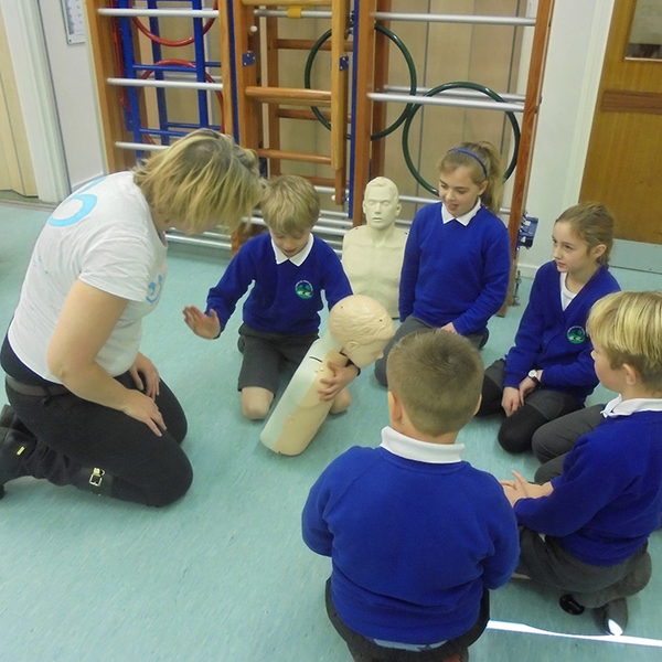 Expanding Little Lifesaver groups into East Sussex and Kent