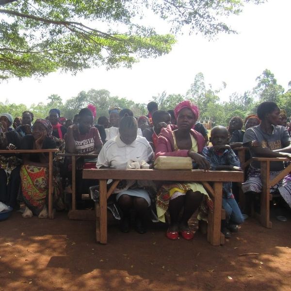 Creating Brighter Futures for Girls and Women in Rural Kenya