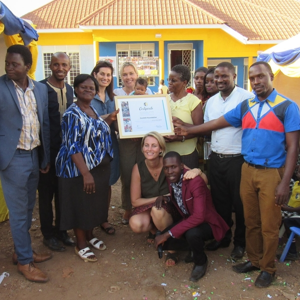 Supporting Fundamental Change in Slum Communities in Kampala
