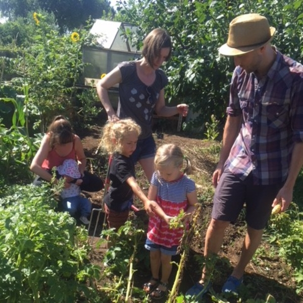 Outdoor Wildlife and Gardening Sessions for Little Conservationists