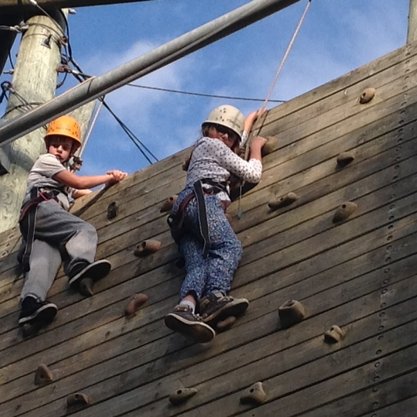Outdoor Learning Adventure for Disadvantaged Pupils